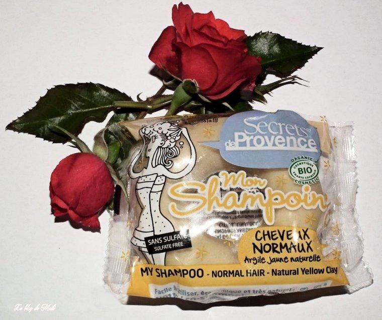 shampoing solide secret de provence emballage